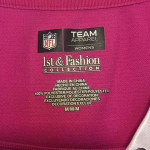 863ee1ede NFL Team Apparel Tops - New York Giants Woman s Jersey